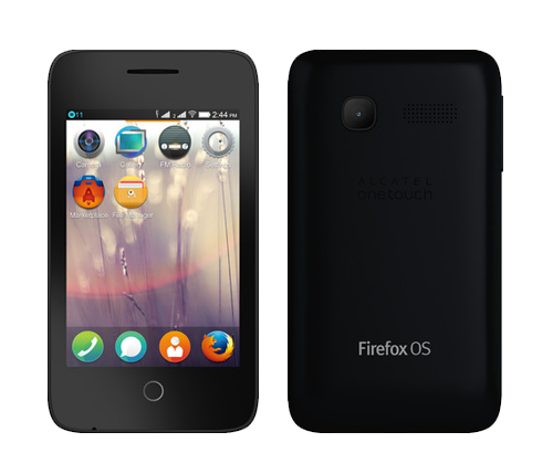Alcatel One Touch Fire C 2G